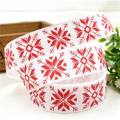 PinKart-USA Online Shopping 25MM 10 yards 3 1591032 , 15 Arrival 25Mm Christmas Series Printing Ribbon, Unique Models, Christma