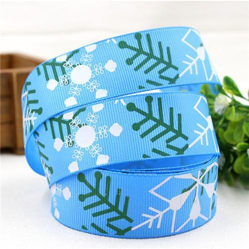 PinKart-USA Online Shopping 25MM 10 yards 6 1591032 , 15 Arrival 25Mm Christmas Series Printing Ribbon, Unique Models, Christma