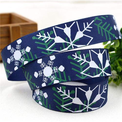 PinKart-USA Online Shopping 25MM 10 yards 7 1591032 , 15 Arrival 25Mm Christmas Series Printing Ribbon, Unique Models, Christma