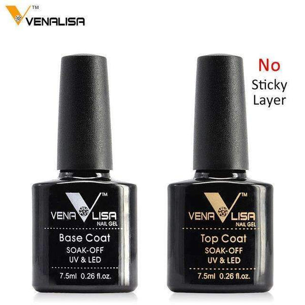 PinKart-USA Online Shopping 2pcs Base Top 7ml VE Canni Jelly Builder Gel 15Ml High Viscosity Semi-Transparent Clear Camouflage 25 Colors 50951 Nail