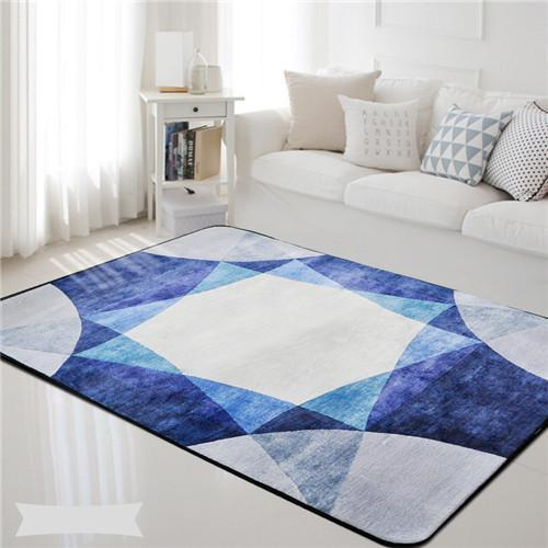 PINkart-USA Online Shopping 3 / 100x150cm Northern Europe Carpet Simple Solid Mat Area Rug Bedroom Rugs Mats Carpet Doormat For Hallway
