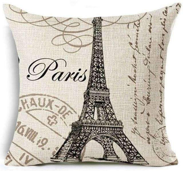 PinKart-USA Online Shopping 3 / 45x45 cm Hyha Funny Words Pillow Case Home 45X45 Cm Pillows Sea Sun Sand Style Pillowcases Home Pillows