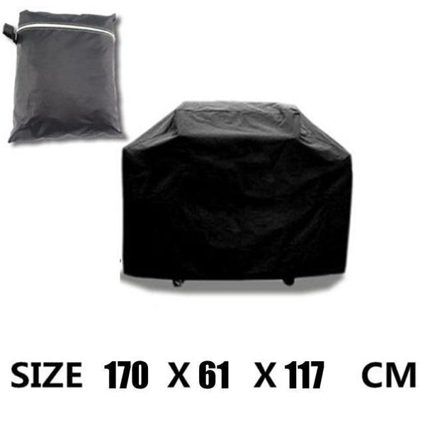 Hot Selling High Quality Large Outdoor Waterproof Bbq Cover Barbecue Covers Garden Patio Grill