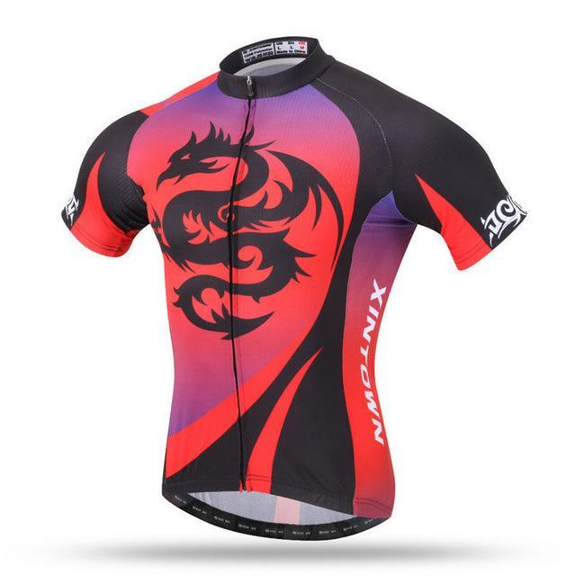 PINkart-USA Online Shopping 3 / L Breathable Ropa Ciclismo Cycling Jersey Tops Short Sleeve Men Pro Team Racing Bicycle Cycling