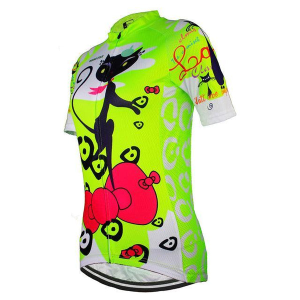 PINkart-USA Online Shopping 3 / L Cycling Clothing Womens Short Sleeve Cycling Jersey Bike Wear Ropa Ciclismo Summer Mtb Bike