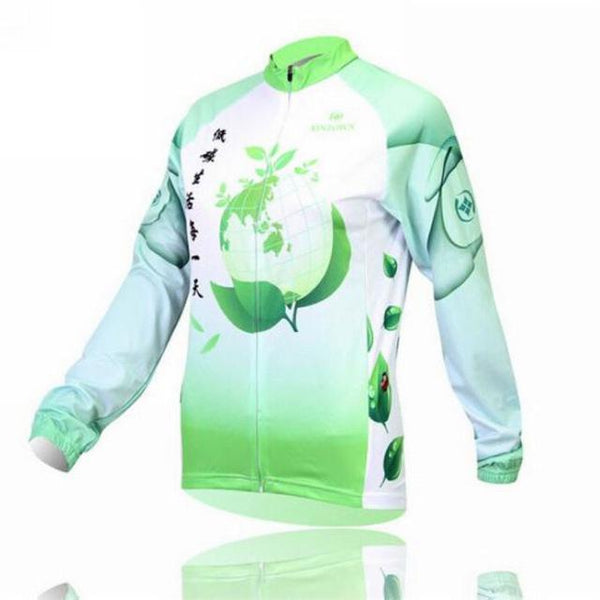 PINkart-USA Online Shopping 3 / L Women'S Long Sleeve Cycling Jersey Winter Sport Bicycle Cycling Clothing Mountain Bike Jersey