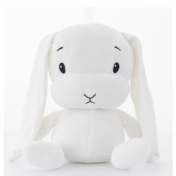 PINkart-USA Online Shopping 30cm / white Sales Baby Plush Toys Cute Rabbit Long Ear Kids Stuffed Soft Dolls Children Gifts Infants Born