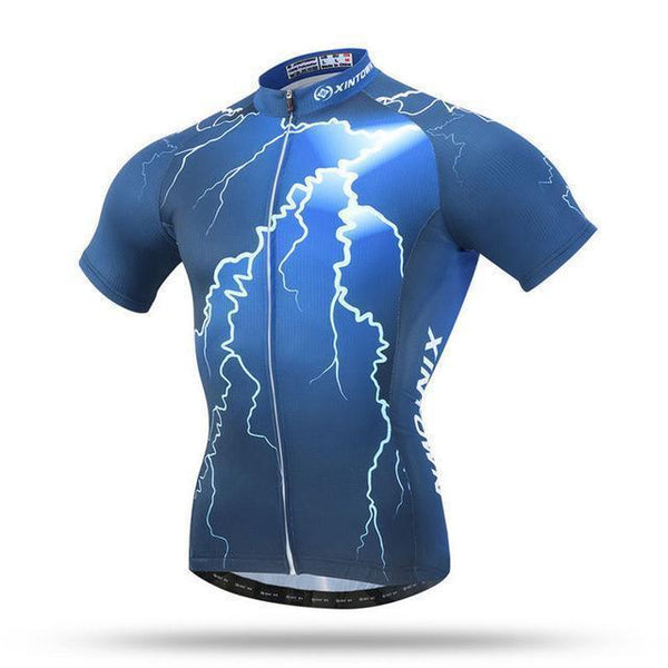 PINkart-USA Online Shopping 4 / L Breathable Ropa Ciclismo Cycling Jersey Tops Short Sleeve Men Pro Team Racing Bicycle Cycling