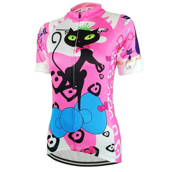 Cycling Clothing Womens Short Sleeve Cycling Jersey Bike Wear Ropa Ciclismo Summer Mtb Bike