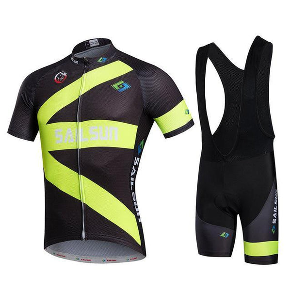 PINkart-USA Online Shopping 4 / L Sail Sun Racing Road Bike Cycling Jersey Summer Cycling Clothing Bicycle Clothes Mtb Bike