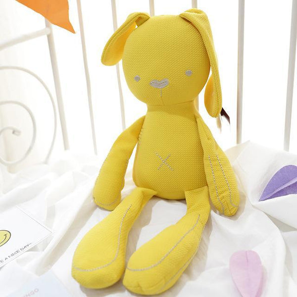 PINkart-USA Online Shopping 4 Sales Baby Bear Rabbit Toys 8 Styles Colorful Cute Gift Soft Infant Sleeping Toys 0-5Years Kids