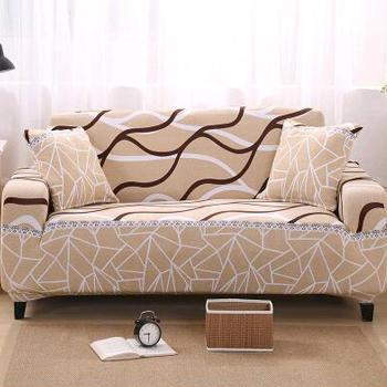 PINkart-USA Online Shopping 4 / single seat sofa Custom Stretch Fabric Sofa Sets All-Inclusive Universal Sofa Cover All Cover Towel European
