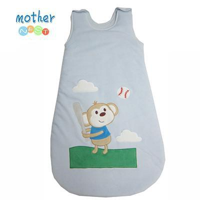 PINkart-USA Online Shopping 41015b01 / 3M Mother Nest Born Baby Sleeping Bag Fleece Infant Baby Clothes Cartoon Animal Sleeveless Romper