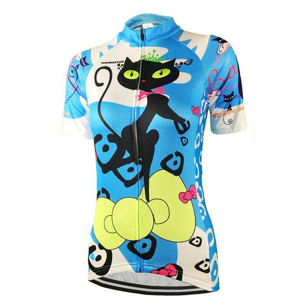 PINkart-USA Online Shopping 5 / L Cycling Clothing Womens Short Sleeve Cycling Jersey Bike Wear Ropa Ciclismo Summer Mtb Bike
