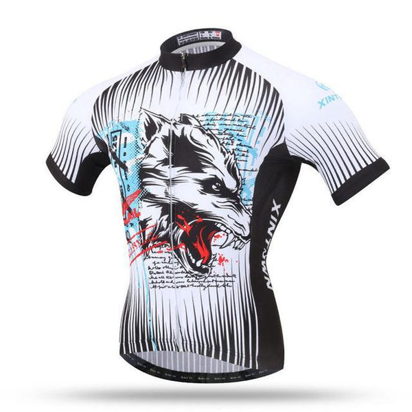 PINkart-USA Online Shopping 5 / L Cycling Jersey Men Short Sleeve Bicycle Clothes Ropa Ciclismo Mtb Bike Jersey Roupa Ciclismo