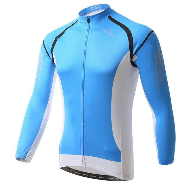 PINkart-USA Online Shopping 5 / L Men'S Cycling Jersey Tops Winter Long Sleeve Cycling Clothing Ropa Invierno Ciclismo Sports