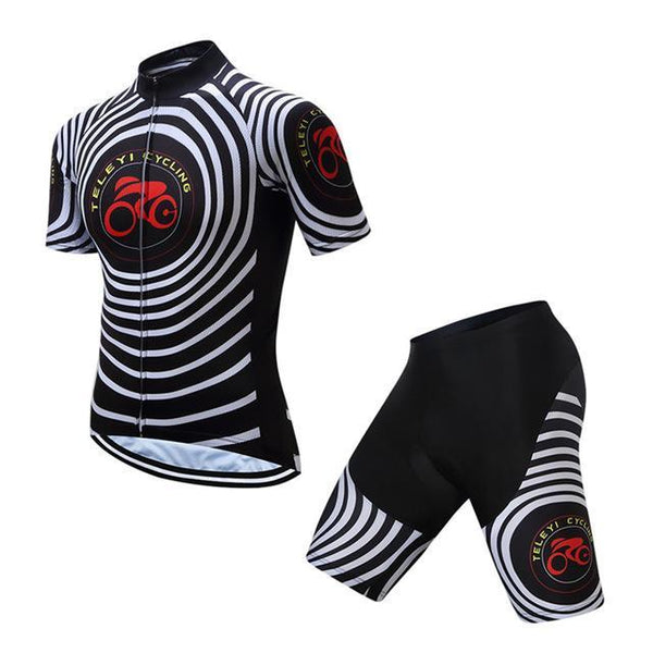 PINkart-USA Online Shopping 5 / L Teleyi Ropa Ciclismo Cycling Jersey Set Mtb Racing Sport Cycling Clothing Quick Dry Bicycle Clothes