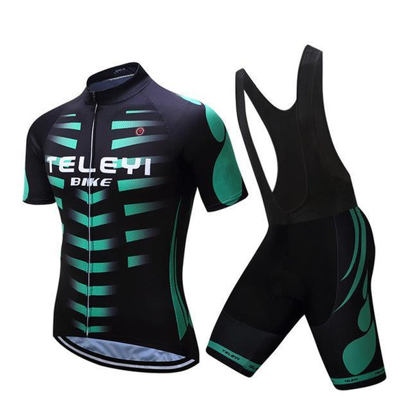 PINkart-USA Online Shopping 5 / S Teleyi Breathable Bike Jersey Outdoor Bicycle Clothes Quick Dry Cycling Clothing Ropa Ciclismo