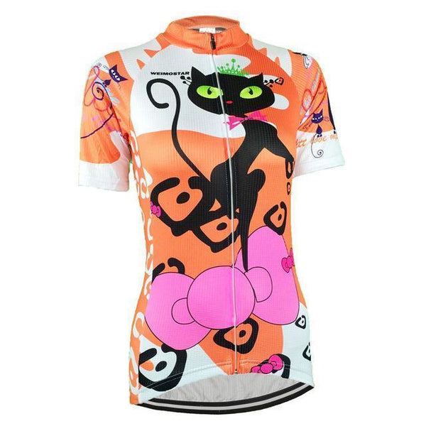 PINkart-USA Online Shopping 6 / L Cycling Clothing Womens Short Sleeve Cycling Jersey Bike Wear Ropa Ciclismo Summer Mtb Bike