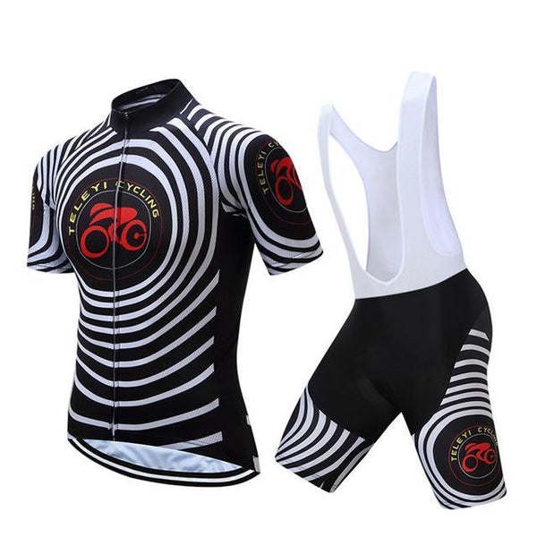 PINkart-USA Online Shopping 6 / L Teleyi Ropa Ciclismo Cycling Jersey Set Mtb Racing Sport Cycling Clothing Quick Dry Bicycle Clothes