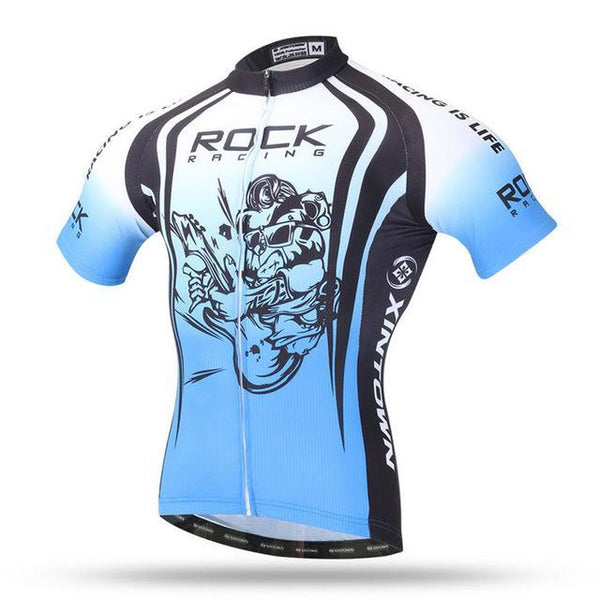 PINkart-USA Online Shopping 7 / L Breathable Ropa Ciclismo Cycling Jersey Tops Short Sleeve Men Pro Team Racing Bicycle Cycling