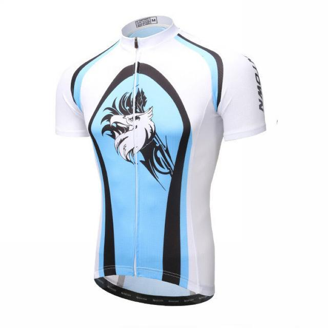 PINkart-USA Online Shopping 7 / L Men'S Summer Cycling Jersey Shirts Dragon Bike Jersey Tops Ropa Ciclismo Short Sleeve Mtb