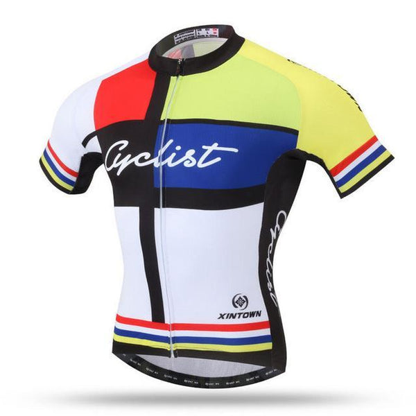 PINkart-USA Online Shopping 7 / L Pro Cycling Jersey Mountain Bike Cycling Clothing Ropa Ciclismo Short Sleeve Bike Jersey