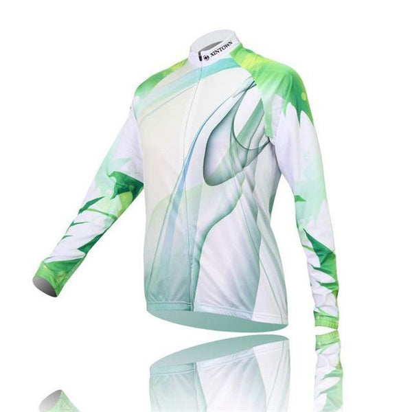 PINkart-USA Online Shopping 7 / L Women'S Long Sleeve Cycling Jersey Winter Sport Bicycle Cycling Clothing Mountain Bike Jersey