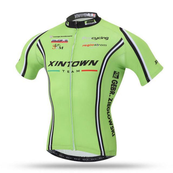 PINkart-USA Online Shopping 8 / L Bike Team Racing Cycling Jersey Tops Ropa Ciclismo Mtb Bicycle Cycling Clothing Bike Jersey
