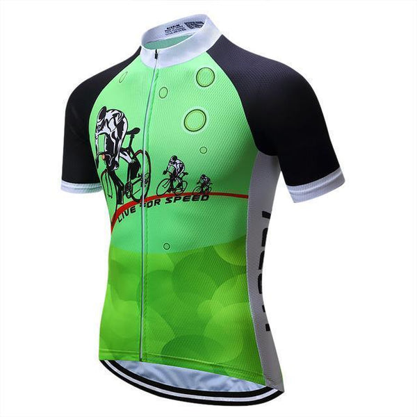 PINkart-USA Online Shopping 8 / L Brand Teleyi Breathable Cycling Jersey Summer Men'S Mountain Cycling Clothing Bicycle Clothes