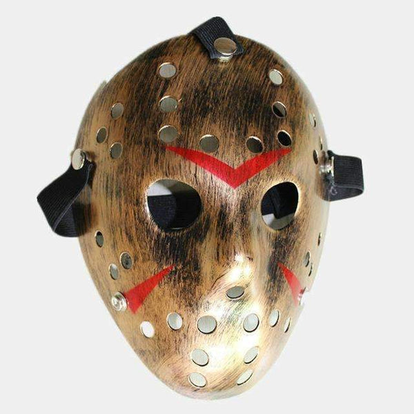 PinKart-USA Online Shopping 80g Type1 1Pcs/Lot Black Friday No.13 Jason Voorhees Freddy Hockey Festival Party Halloween Masquerade Mask