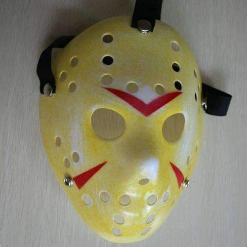 PinKart-USA Online Shopping 80g Type3 1Pcs/Lot Black Friday No.13 Jason Voorhees Freddy Hockey Festival Party Halloween Masquerade Mask
