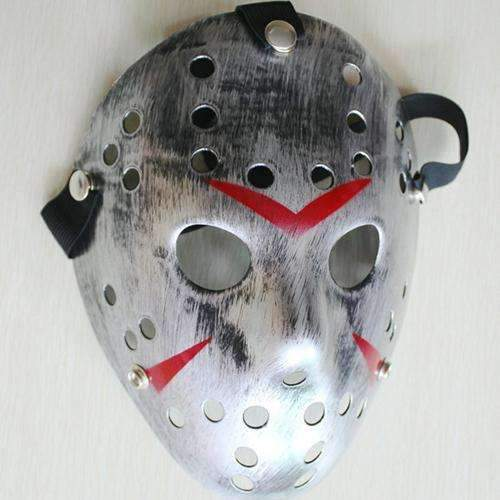 PinKart-USA Online Shopping 80g Type6 1Pcs/Lot Black Friday No.13 Jason Voorhees Freddy Hockey Festival Party Halloween Masquerade Mask