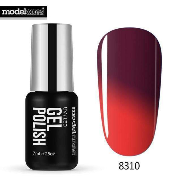 PinKart-USA Online Shopping 8310 7Ml Fashion Color Thermal Gel Polish Uv Led Change Color Temperature Nail Gel Polish Diy