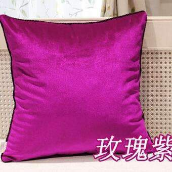 PinKart-USA Online Shopping 9 / 50x50cm Velvet Luxurious Cushions (Without Inner)Decorative Throw Pillows Sofa Home Decor Housse De
