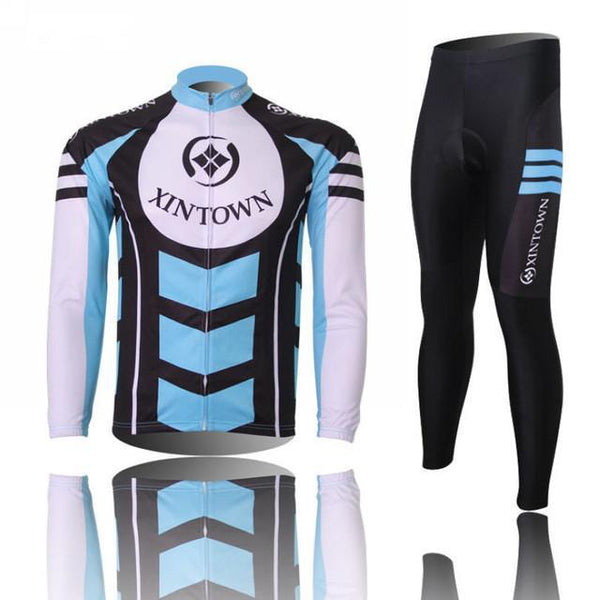 PINkart-USA Online Shopping 9 / L Women'S Cycling Jersey Sets Winter Long Sleeve Mtb Bicycle Cycling Clothing Maillot Ciclismo