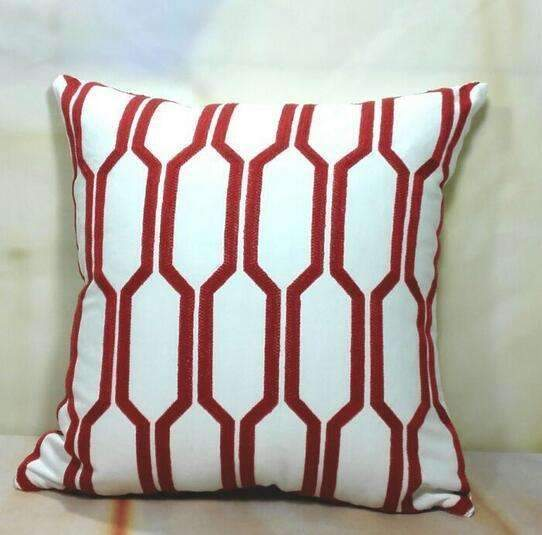 PinKart-USA Online Shopping 9 no filling Hot National Style Sofa /Carcushions Flowers And Fashion Pillows Decorate Hand-Embroidered
