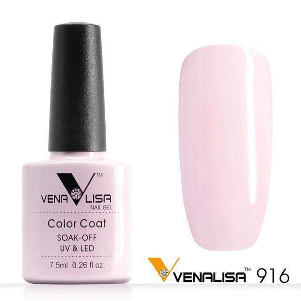 PinKart-USA Online Shopping 916 Nail Art Design Manicure Canni 60 Color 7.5Ml Soak Off Enamel Gel Polish