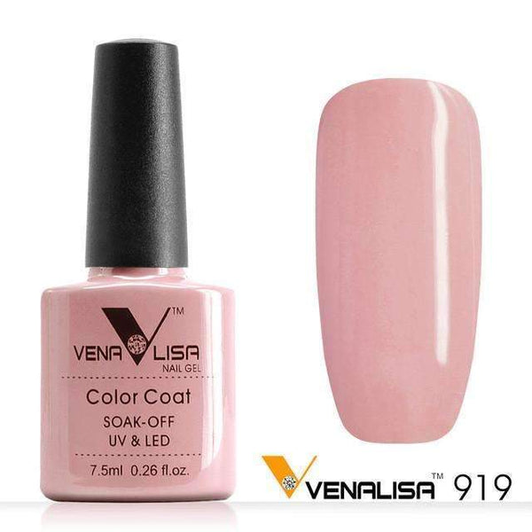 PinKart-USA Online Shopping 919 Nail Art Design Manicure Canni 60 Color 7.5Ml Soak Off Enamel Gel Polish