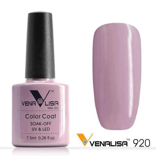 PinKart-USA Online Shopping 920 Nail Art Design Manicure Canni 60 Color 7.5Ml Soak Off Enamel Gel Polish