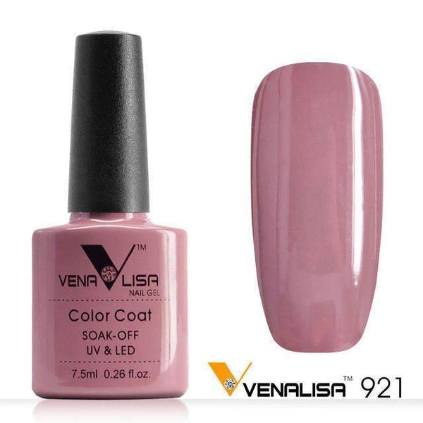 PinKart-USA Online Shopping 921 Nail Art Design Manicure Canni 60 Color 7.5Ml Soak Off Enamel Gel Polish