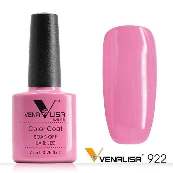 PinKart-USA Online Shopping 922 Nail Art Design Manicure Canni 60 Color 7.5Ml Soak Off Enamel Gel Polish