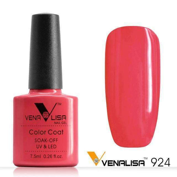 PinKart-USA Online Shopping 924 Nail Art Design Manicure Canni 60 Color 7.5Ml Soak Off Enamel Gel Polish