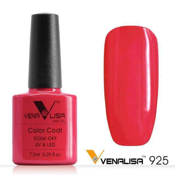 PinKart-USA Online Shopping 925 Nail Art Design Manicure Canni 60 Color 7.5Ml Soak Off Enamel Gel Polish