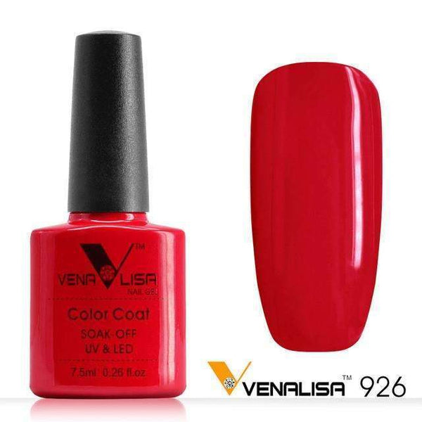 PinKart-USA Online Shopping 926 Nail Art Design Manicure Canni 60 Color 7.5Ml Soak Off Enamel Gel Polish