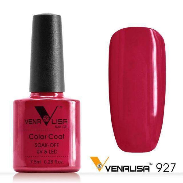 PinKart-USA Online Shopping 927 Nail Art Design Manicure Canni 60 Color 7.5Ml Soak Off Enamel Gel Polish