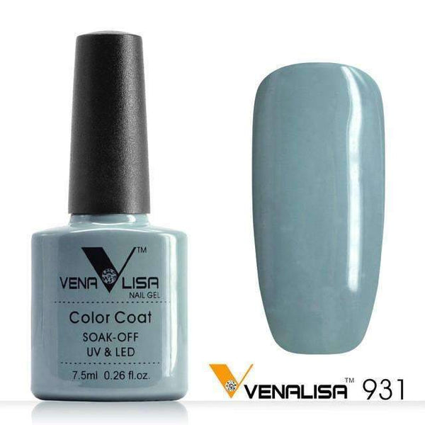 PinKart-USA Online Shopping 931 Nail Art Design Manicure Canni 60 Color 7.5Ml Soak Off Enamel Gel Polish