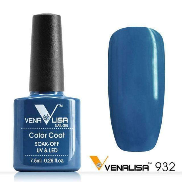 PinKart-USA Online Shopping 932 Nail Art Design Manicure Canni 60 Color 7.5Ml Soak Off Enamel Gel Polish