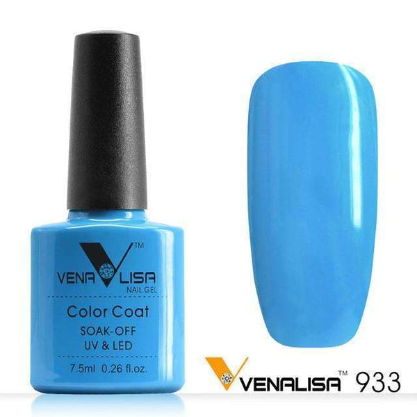 PinKart-USA Online Shopping 933 Nail Art Design Manicure Canni 60 Color 7.5Ml Soak Off Enamel Gel Polish
