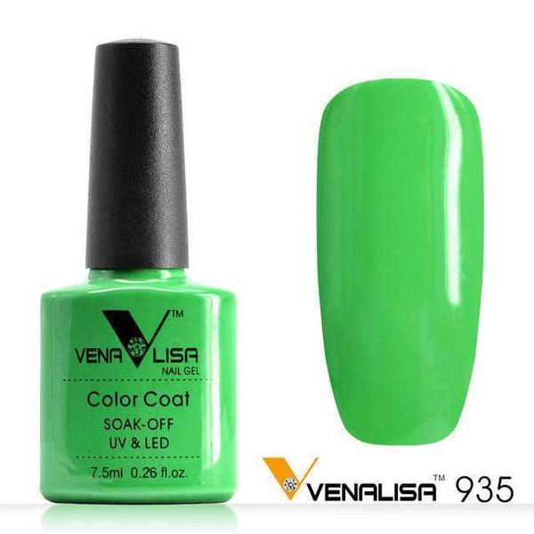 PinKart-USA Online Shopping 935 Nail Art Design Manicure Canni 60 Color 7.5Ml Soak Off Enamel Gel Polish